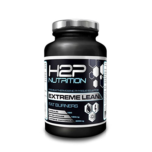 Extreme Lean Fat Burner by H2P Nutrition - Max Strength Weight Loss...