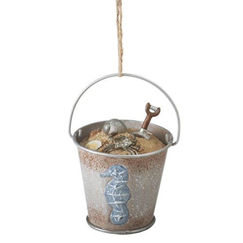 Sand Pail Christmas Ornament