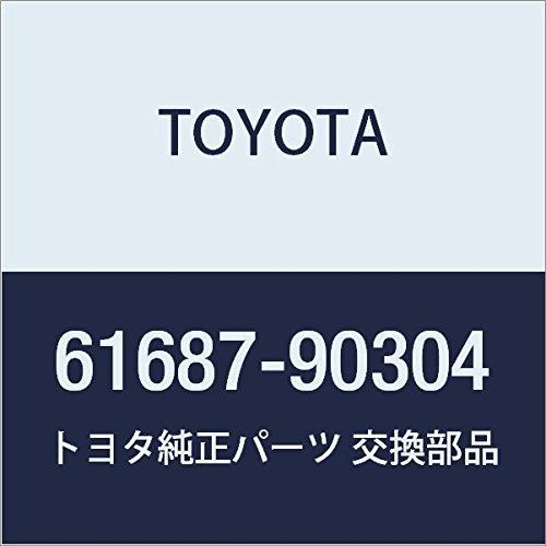 TOYOTA Genuine 61687-90304 Side Panel Weatherstrip
