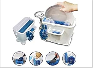 Manual Dishwasher, Portable Dishwasher for camping and outdoor