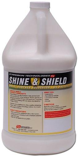 Corrosion Technologies 67304 Shine & Shield 1 gallon