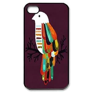 DIY iPhone 4,4S Cover, Custom iPhone 4,4S Case - bird