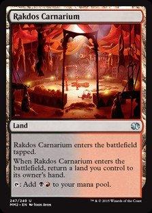 Magic: the Gathering - Rakdos Carnarium (247/249) - Modern Masters 2015