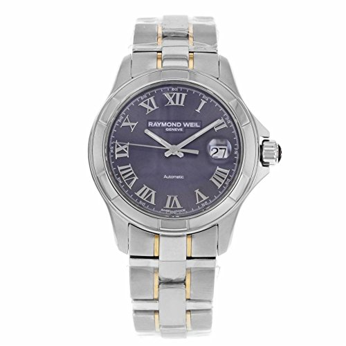 Raymond Weil Parsifal 2970 Stainless Steel Automatic Men's Watch (Certified Pre-Owned)