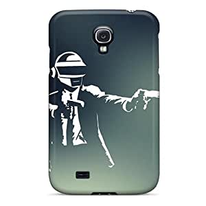 Hard Plastic Galaxy S4 Case Back Cover,hot Daft Punk Music Case At Perfect Diy
