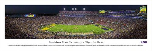Louisiana State University Football at Tiger Stadium - Blakeway Panoramas - State Tigers Louisiana Stadium