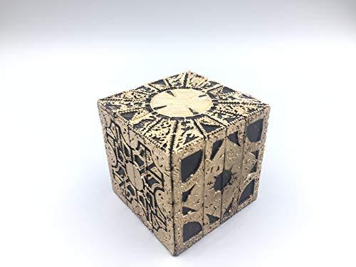 hellraiser pin head puzzle box 1:1 working replica