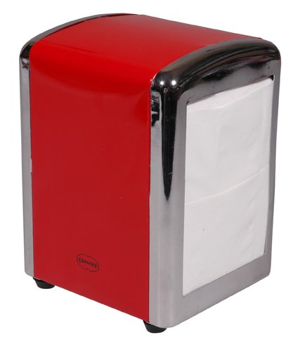 diner napkin dispenser - 9