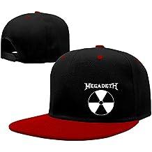 Megadeth Hip Hop Baseball Hat Fitted Snapback Hats