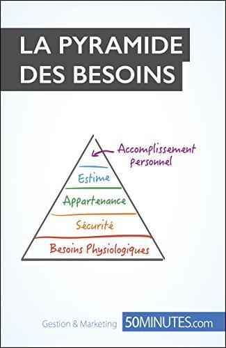La pyramide des besoins (Gestion & Marketing ( nouvelle édition ) t. 9) (French Edition)