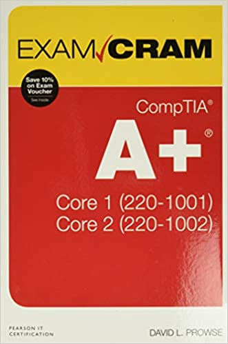 CompTIA A+ study guide and practice tests
