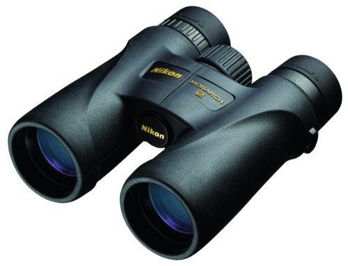 Nikon 7576 MONARCH 5 8x42 Binocular (Black) (Best Size Binoculars For Birding)
