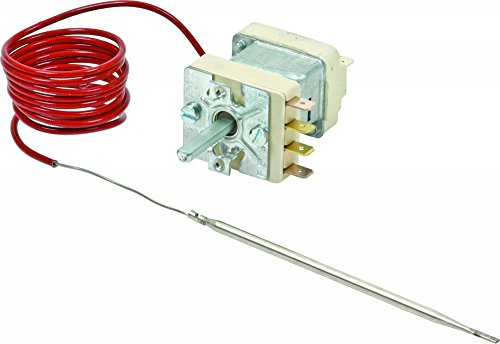 (Electrolux 002109 Thermostat With Switch, 50-260 Degree C)