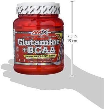 GLUTAMINE+BCAA 530 GR Frutas del bosque