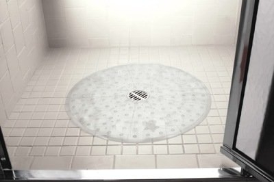 Round Shower Mat - Shower Mat/Safety - (23