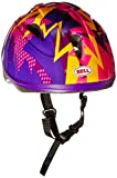 Bell Toddler Zoomer Bike Helmet, Purple Kink For Sale