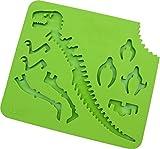 ChocolateConstruction: T-Rex - 3D Chocolate Candy Dinosaur Building Mold Mould