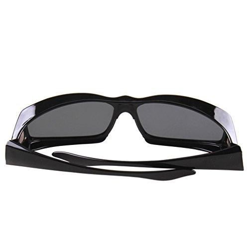 sol fuera espejo al UV400 se polarizador de sol libre colocar Protección árbol aire del las las gafas del gafas Pequeño pueden de de unisex gUq1E4Onw