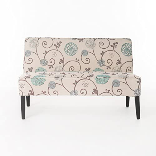 Christopher Knight Home Dejon Fabric Love Seat