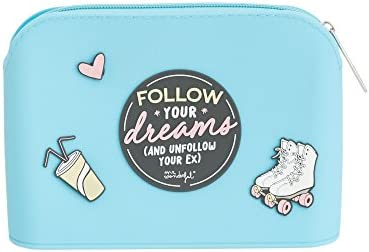 Mr. Wonderful Neceser Follow Dreams (and unfollow Your ex ...