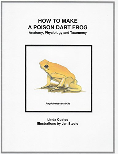 How to Make a Poison Dart Frog: Anatomy, Physiology and Taxonomy ...