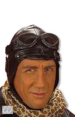 Aviator Cappello Retro Leather Style Faux  Amazon.it  Giochi e ... 9cdadb1c39e3