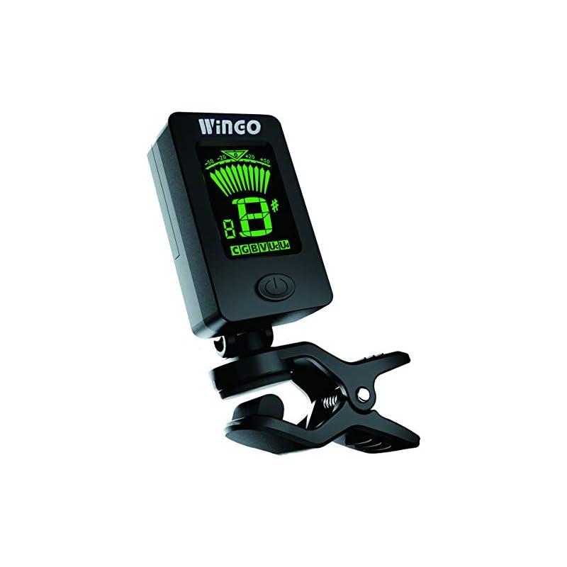 WINGO Guitar Tuner T-600 for Chromatic,G