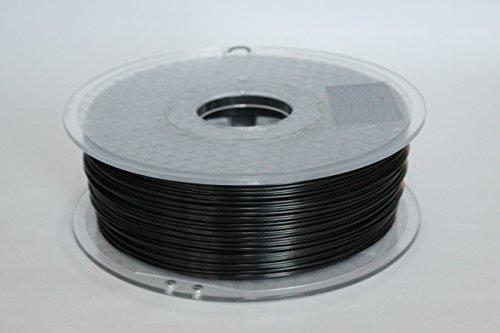 Premium Pla Black 3D filament 1.75mm