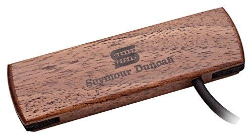 Sc Single Coil (Seymour Duncan Woody SC SA-3SC Single Coil Acoustic Soundhole Pickup - Walnut)