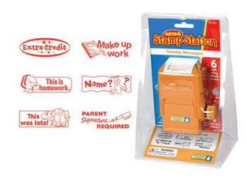 (Educational Insights Super 6 Stamp Station)