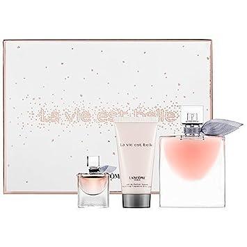 Amazon.com : La vie est belle Gift Set : Fragrance Sets : Beauty