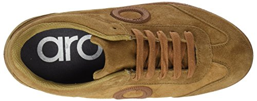 Adults' 008 Finca Unisex Brown Trainers Aro Tan wEHvWxZ