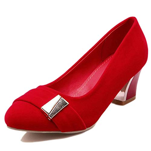 Femme Rouge Femme Cocey Cocey Basses Basses Rouge pwRqxRd