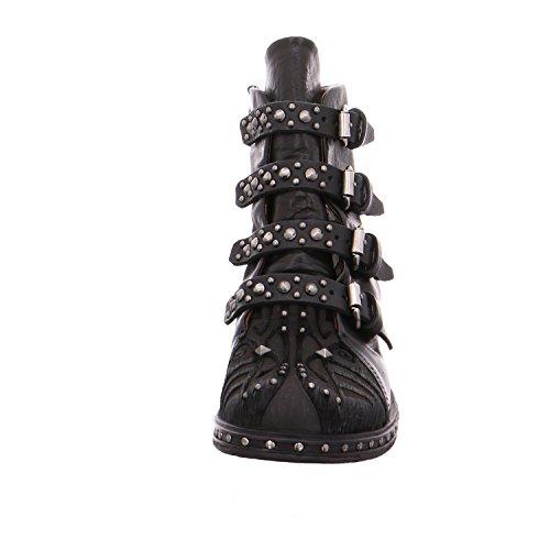 s A 967245 Pour 98 Bottes Noir Femme 0dAvdWa
