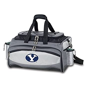 Image of Barbecue Tool Sets NCAA Brigham Young Cougars Vulcan Tailgating Cooler/Grill