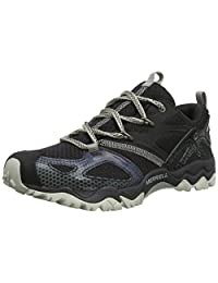 Merrell Women's Grassbow Rider Black/Ice sneakers-and-athletic-shoes 8 M