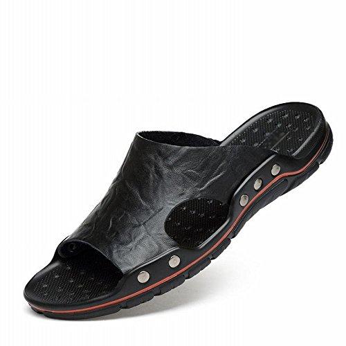 Scarpe di C Comodi traspiranti Casual estate Pantofole RBB uomo da spiaggia da pantofole Pantofole sandali dimensioni e grandi 1HSUqI6