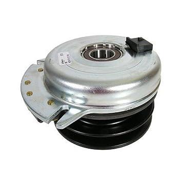 Warner 5217 - 20/5217 - 38 - Embrague electromagnética Origine para Castelgarden 118399062/0 - 18399060/0 - Stiga 1136 - 0048 - 01: Amazon.es: Jardín