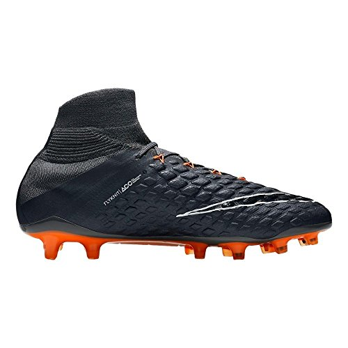 Picture of NIKE Hypervenom Phantom 3 Elite DF FG Cleats [Dark Grey] (7.5)
