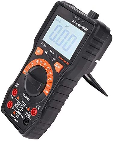 HYY-YY UA19B Portable Handheld Digital Clamp Meter Multimeter Tester
