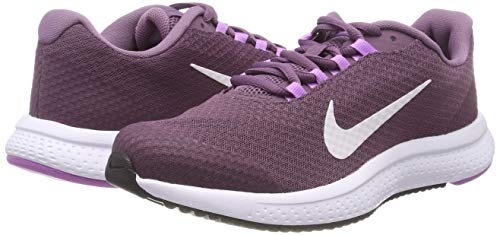 Nike Shade Dust Runallday Donna summit Scarpe Multicolore violet Running purple 500 White rpqFrw