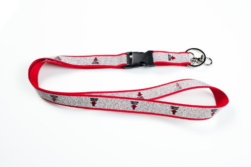 NBA Chicago Bulls Sparkle Lanyard