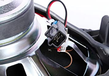ACDelco 22698418 GM Original Equipment Rear Radio Speaker on