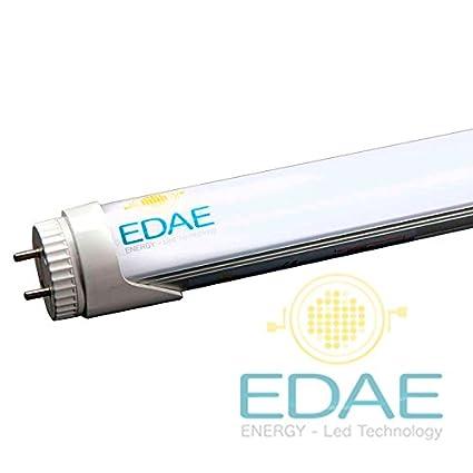 Tubo LED 18W, 1200mm, 4000K, Sustitución Fluorescente, Fabricante Español.
