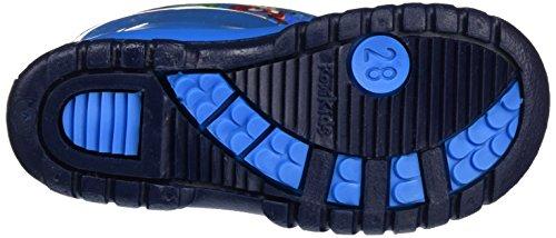 Enfant marine Slimmy Royal mi Chaude Bleu Blau avec Bottes ROMIKA Hauteur Doublure 547 Mixte SZW8qH8a