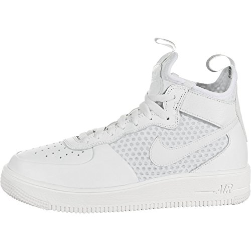 nike air force 1 mid white - 8