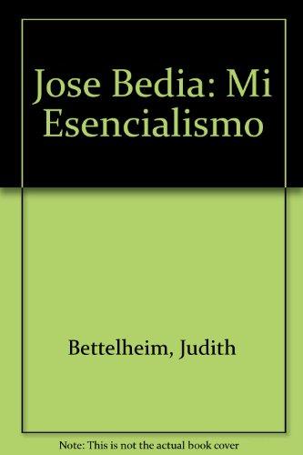 Jose Bedia: Mi Esencialismo