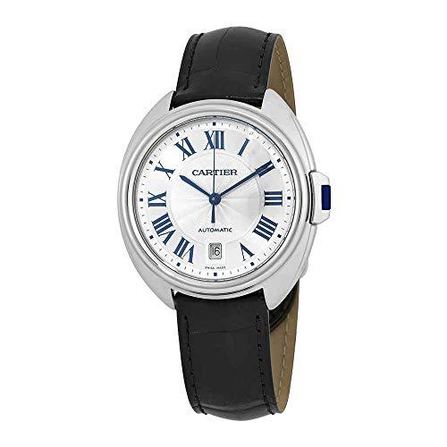 (Cartier Cle de Cartier Automatic Men's Watch WSCL0018)