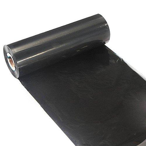 Pink Lizard 90mmX110m Enhanced Wax Ribbon Tape For Evolis Pebble Dualys Securion (110m Ribbon)