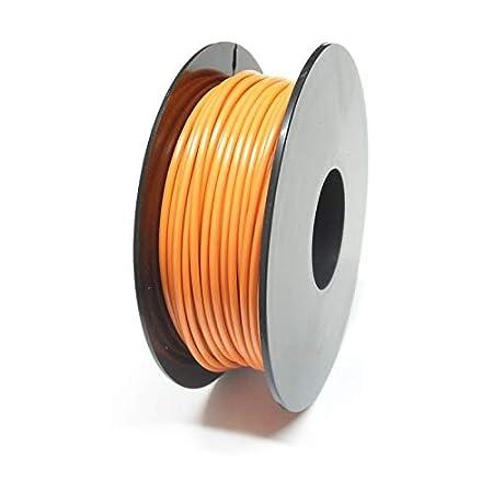 grau 0,50mm/² Kupfer verzinnt Xenterio LiYv Schaltlitze 25m Spule